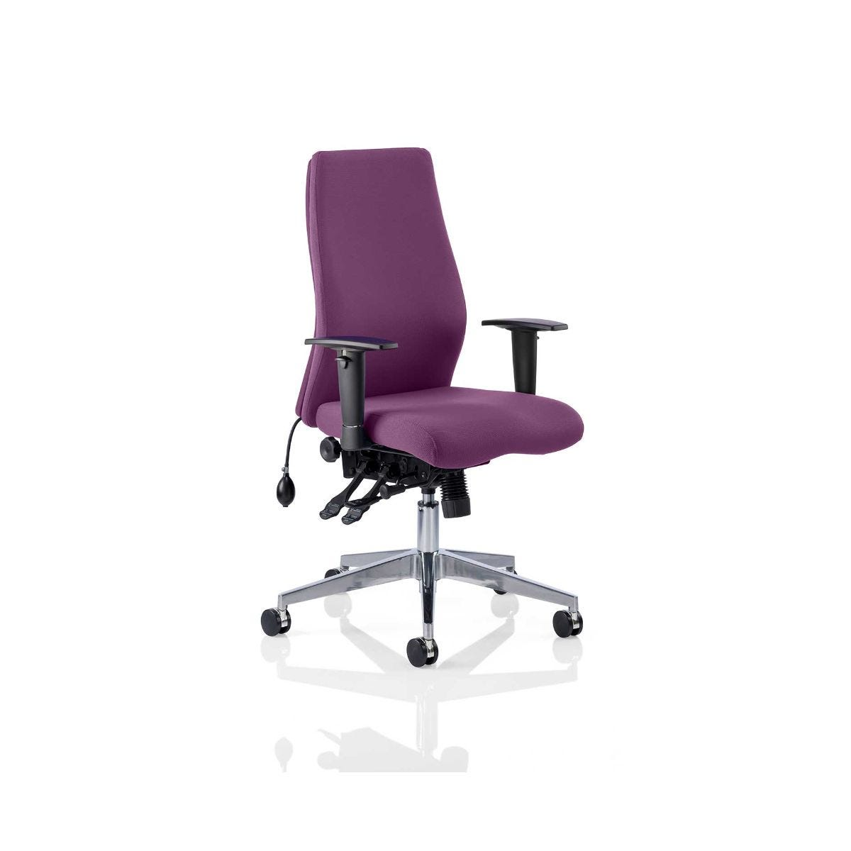 Onyx Bespoke Office Chair, Tansy