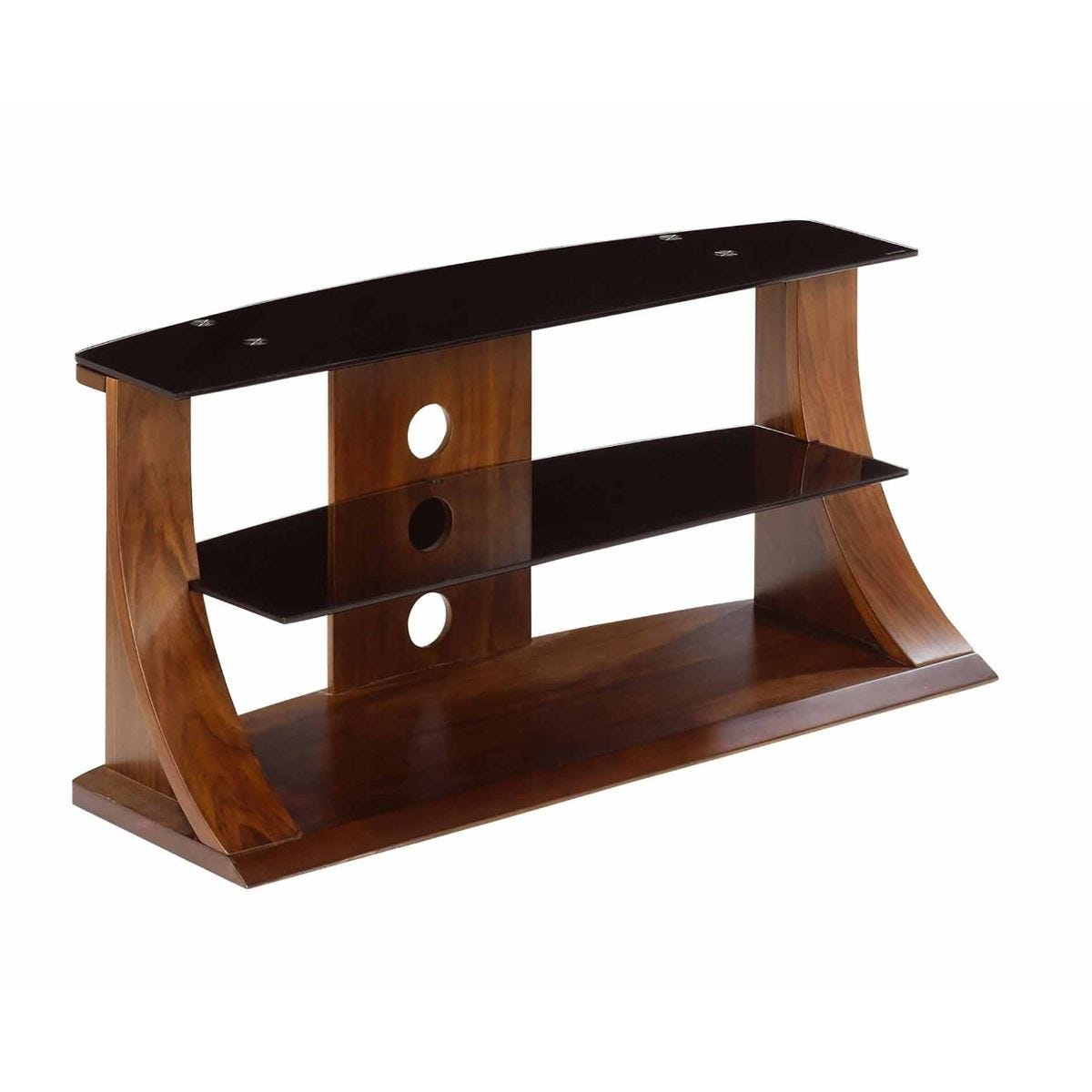 Jual Florence TV Stand 850mm, Walnut