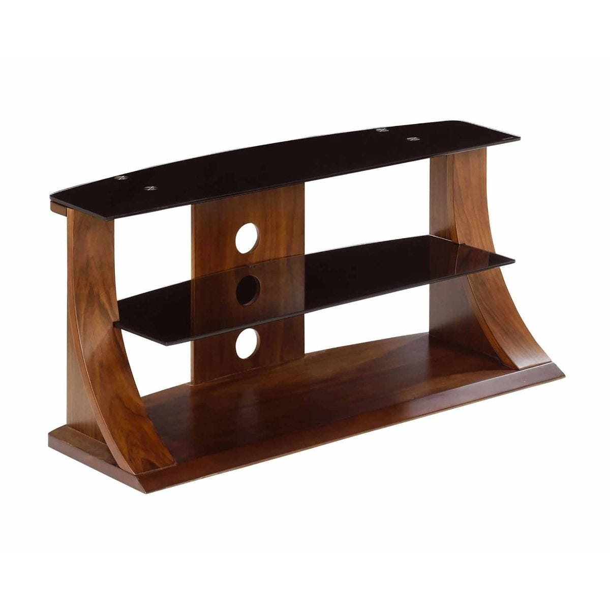 Jual Florence TV Stand 1100mm, Walnut