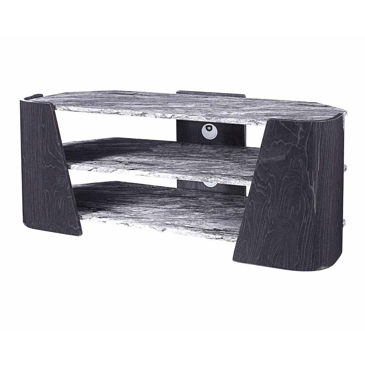 Jual Sorrento Slate and Marble TV Stand, Grey