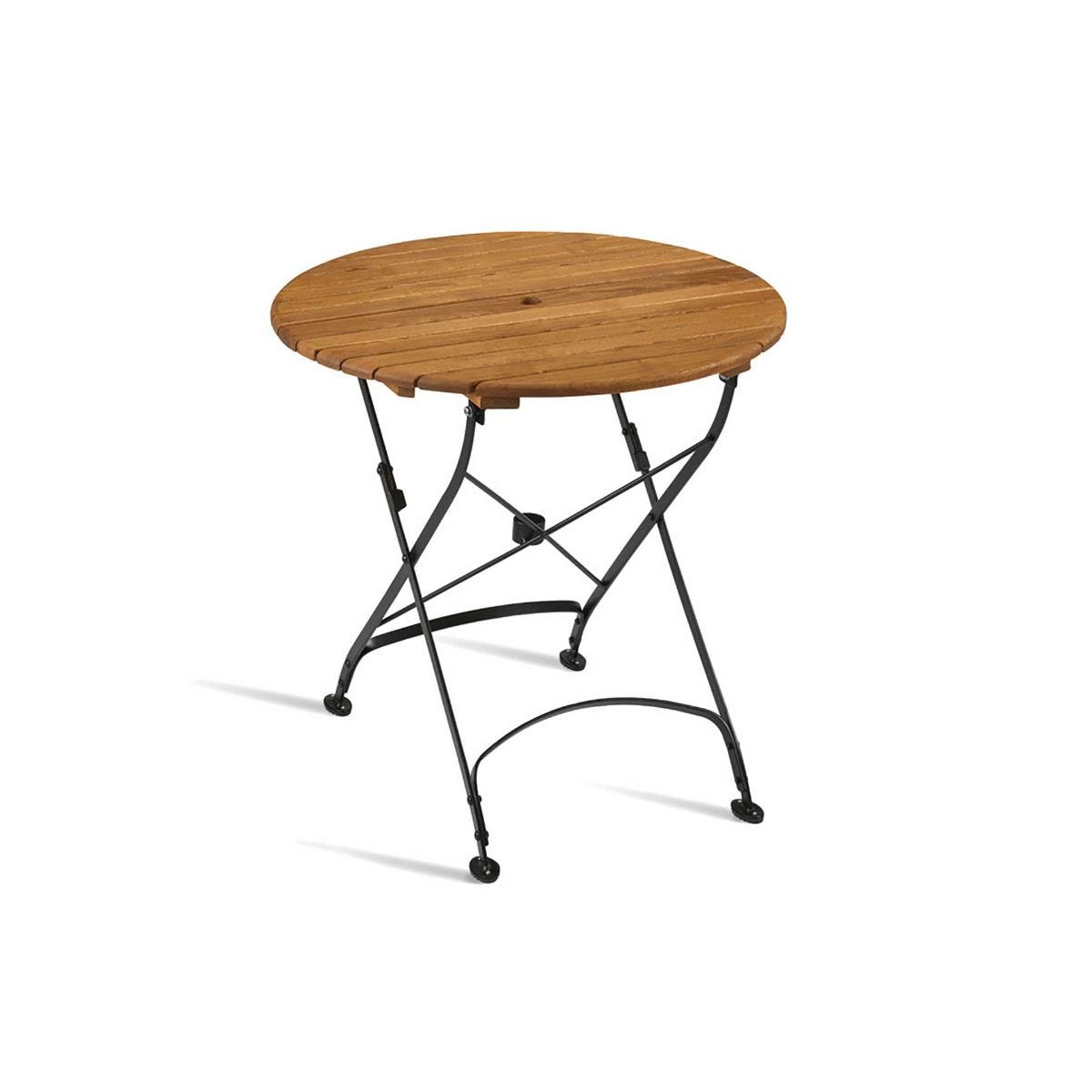 Arch Round Folding Table