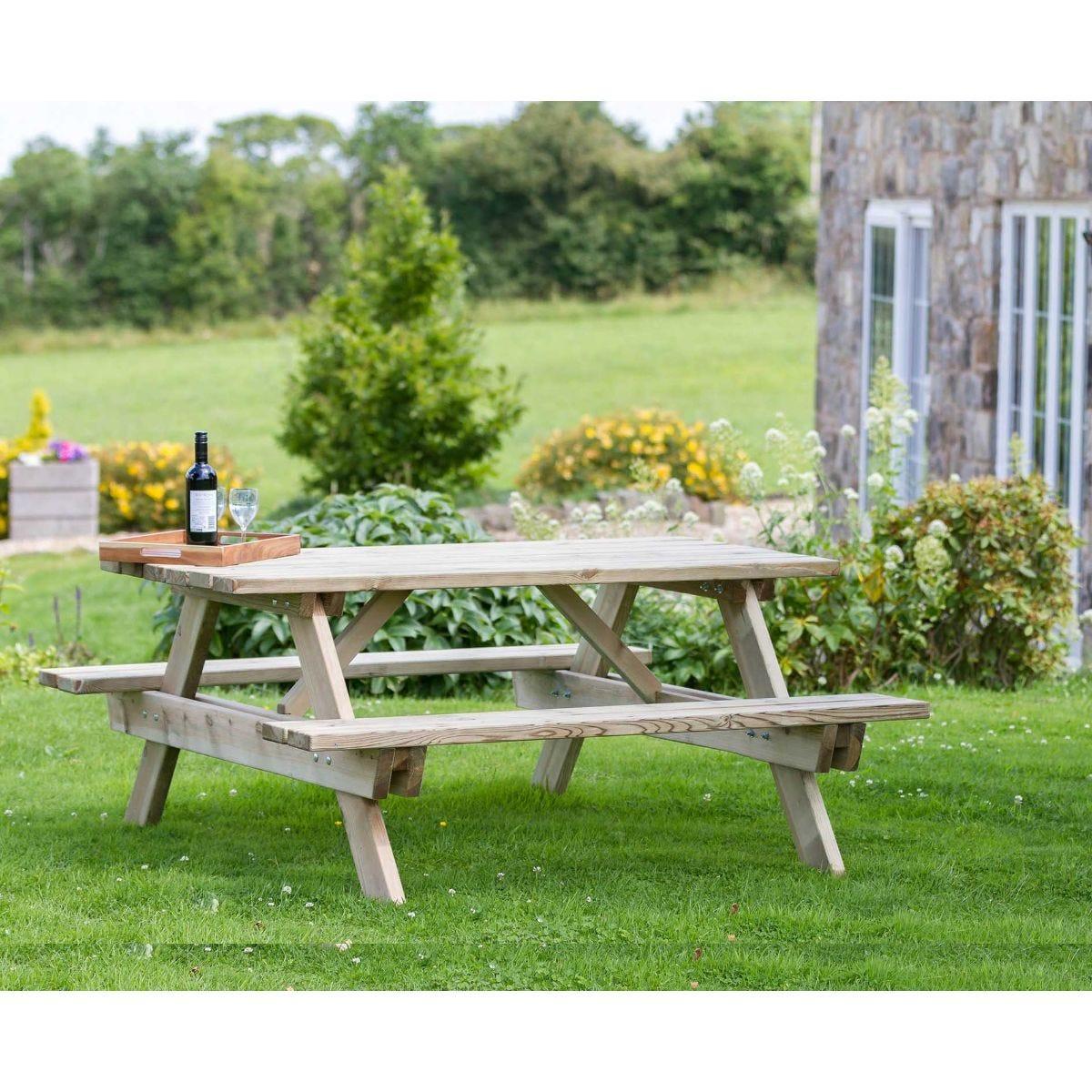 Katrina Garden Picnic Table