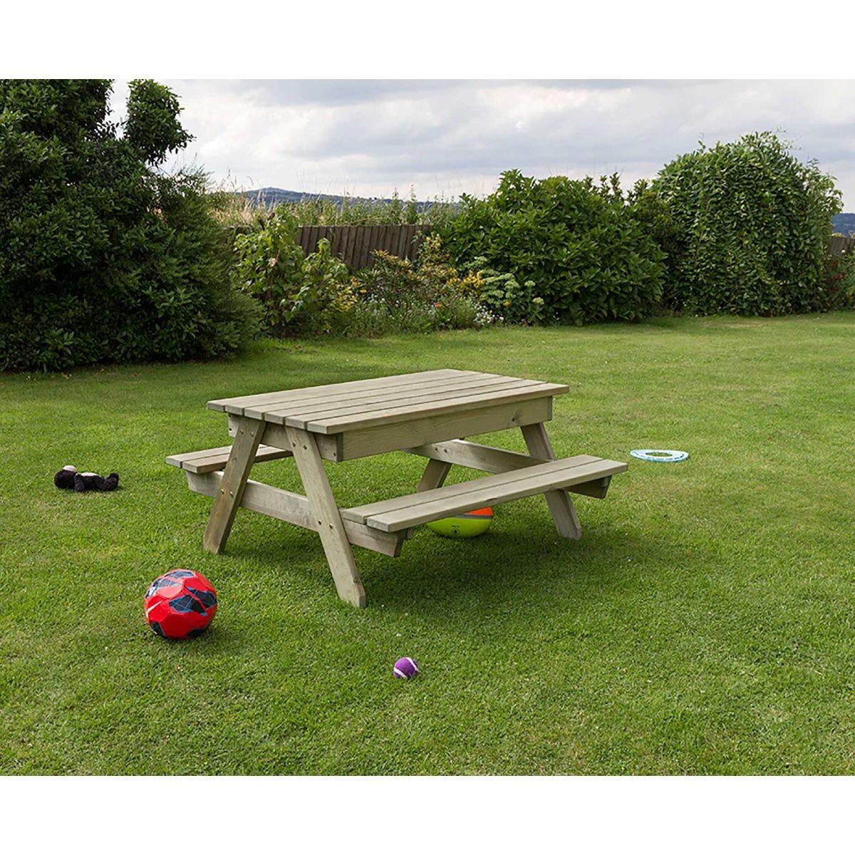 Alice Picnic Garden Play Table