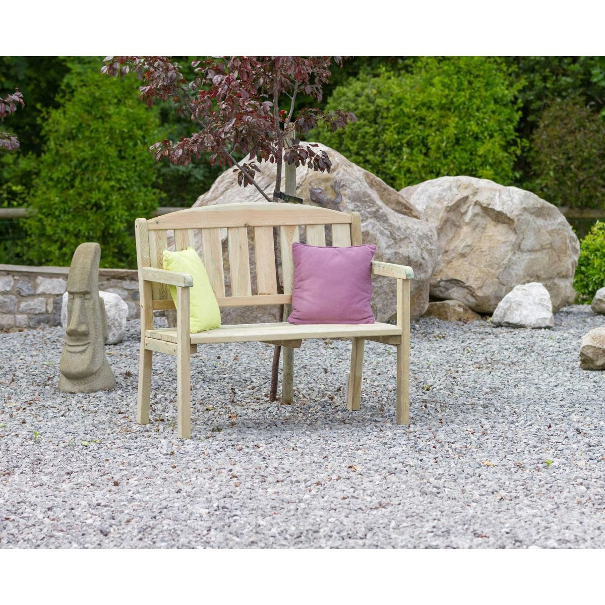 Zest4Leisure Caroline 2 Seater Garden Bench