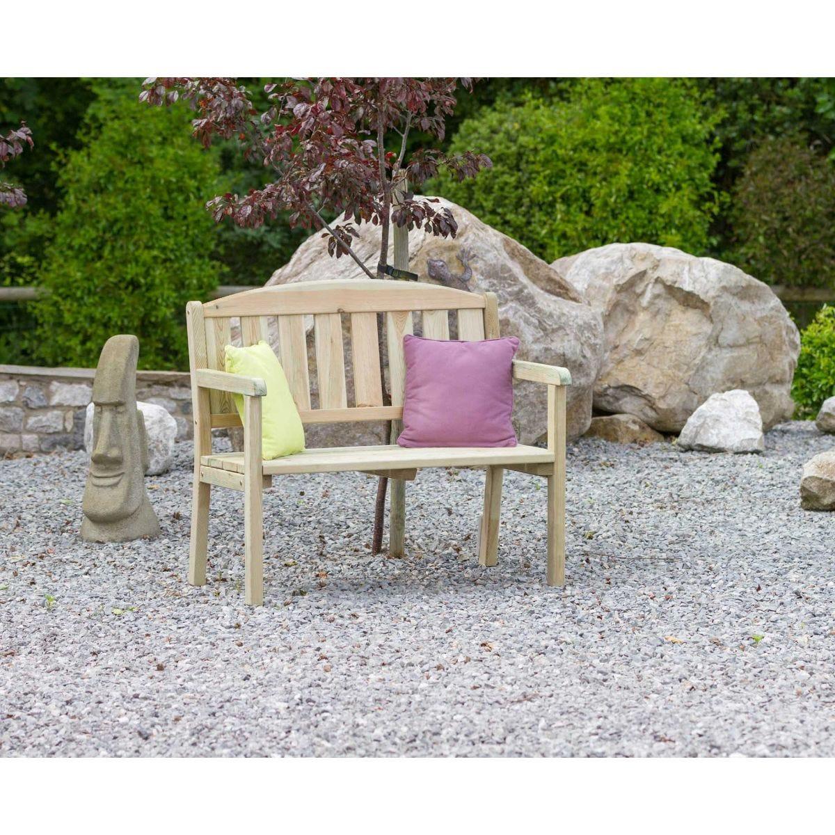 Caroline 2 Seater Garden Bench