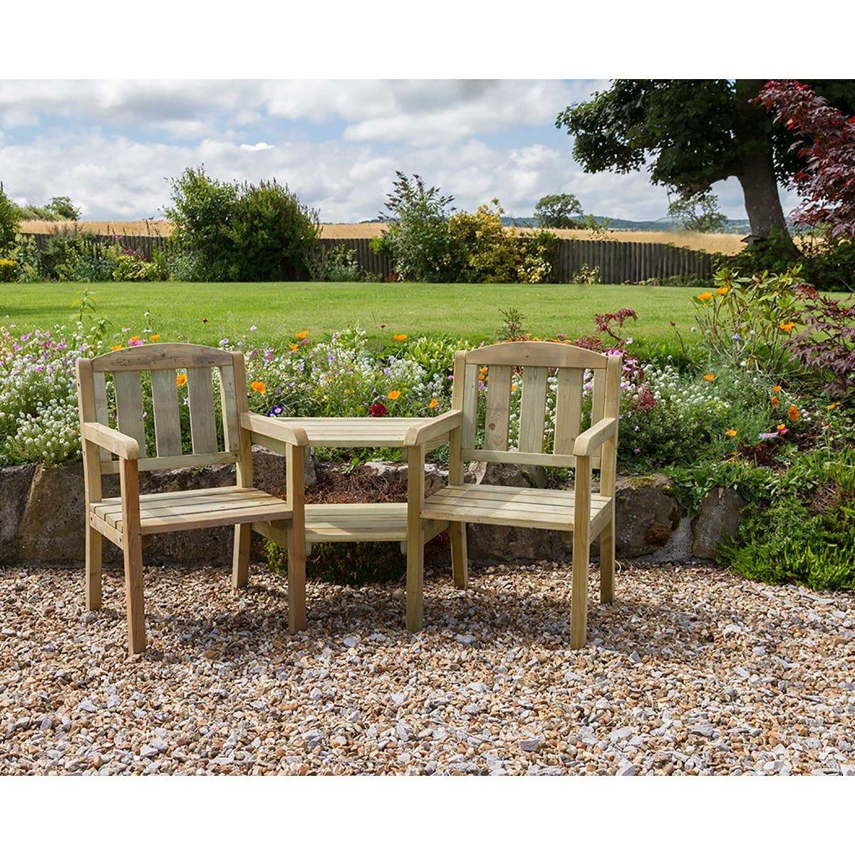 Caroline Companion Garden Seat