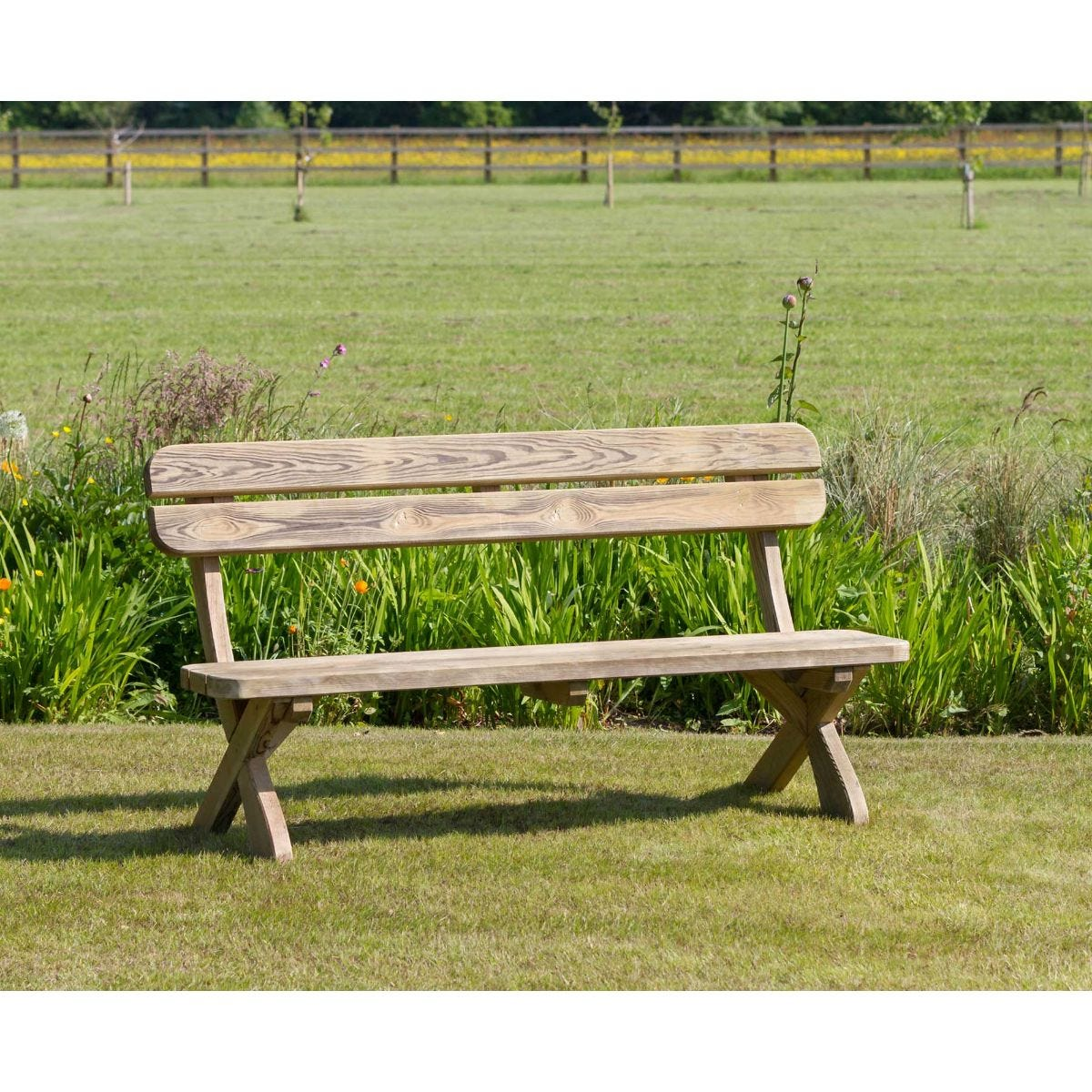 Zest4Leisure Harriet Garden Bench