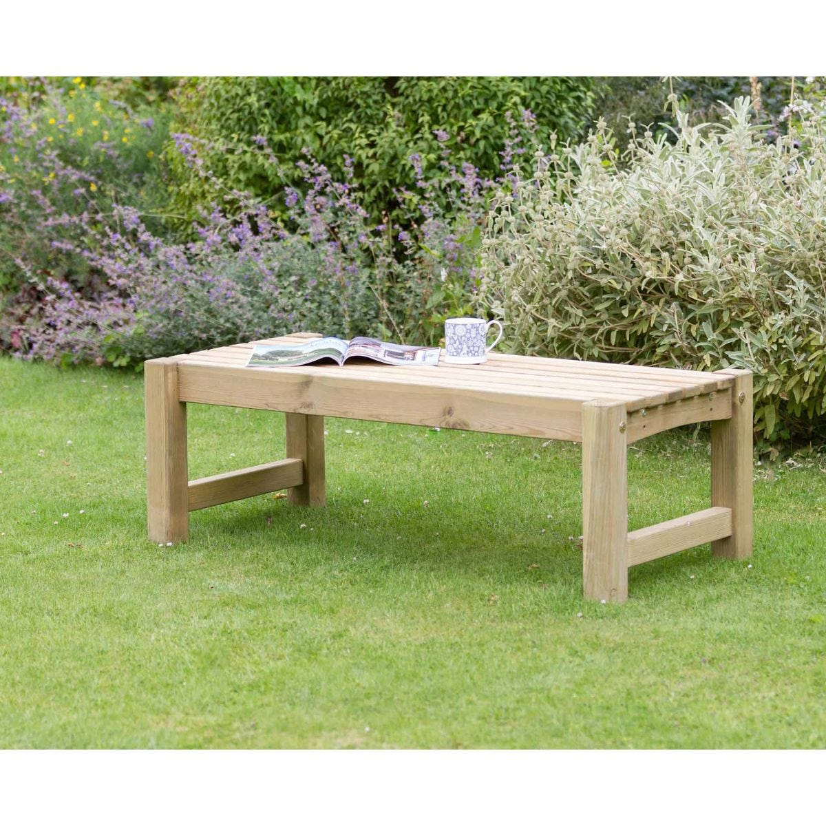 Emily Coffee Table Garden Bench