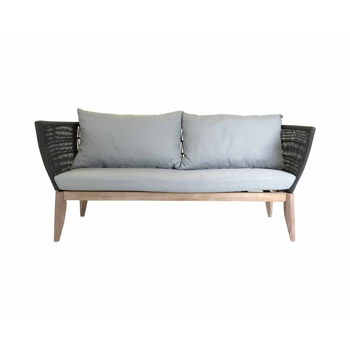 Charles Bentley Fisherman Sofa, Grey