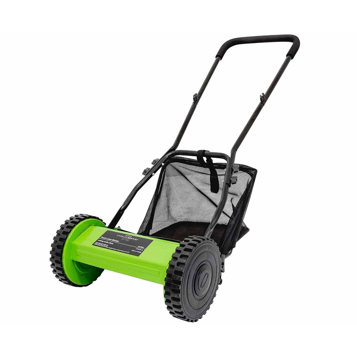 Charles Bentley Hand Push Lawn Mower