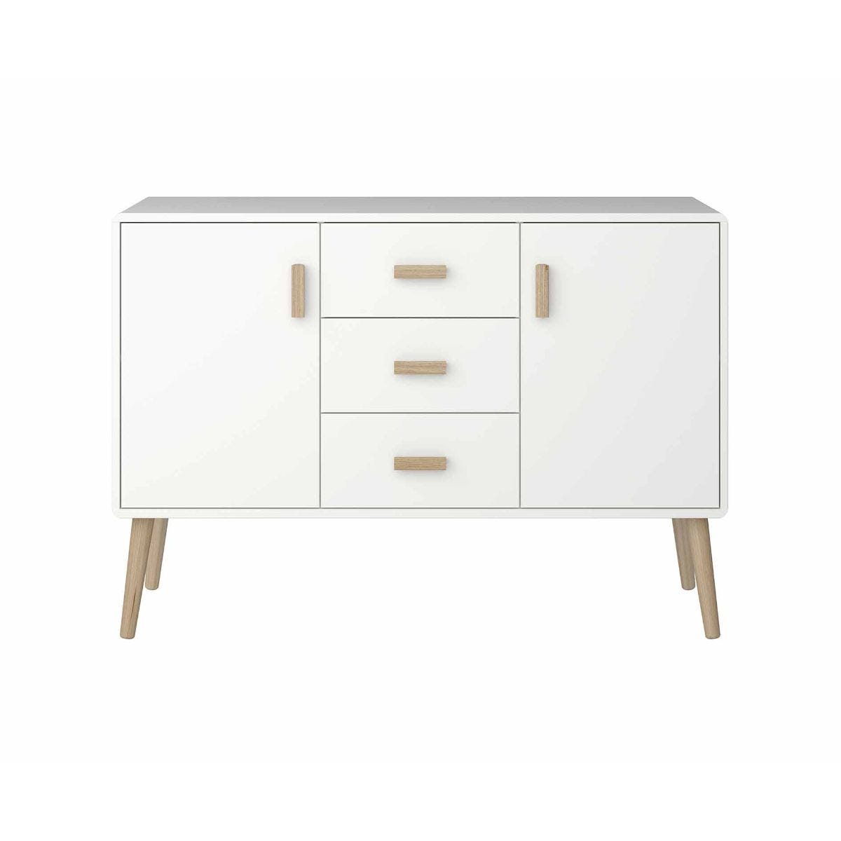 Steens Pavona Sideboard, White