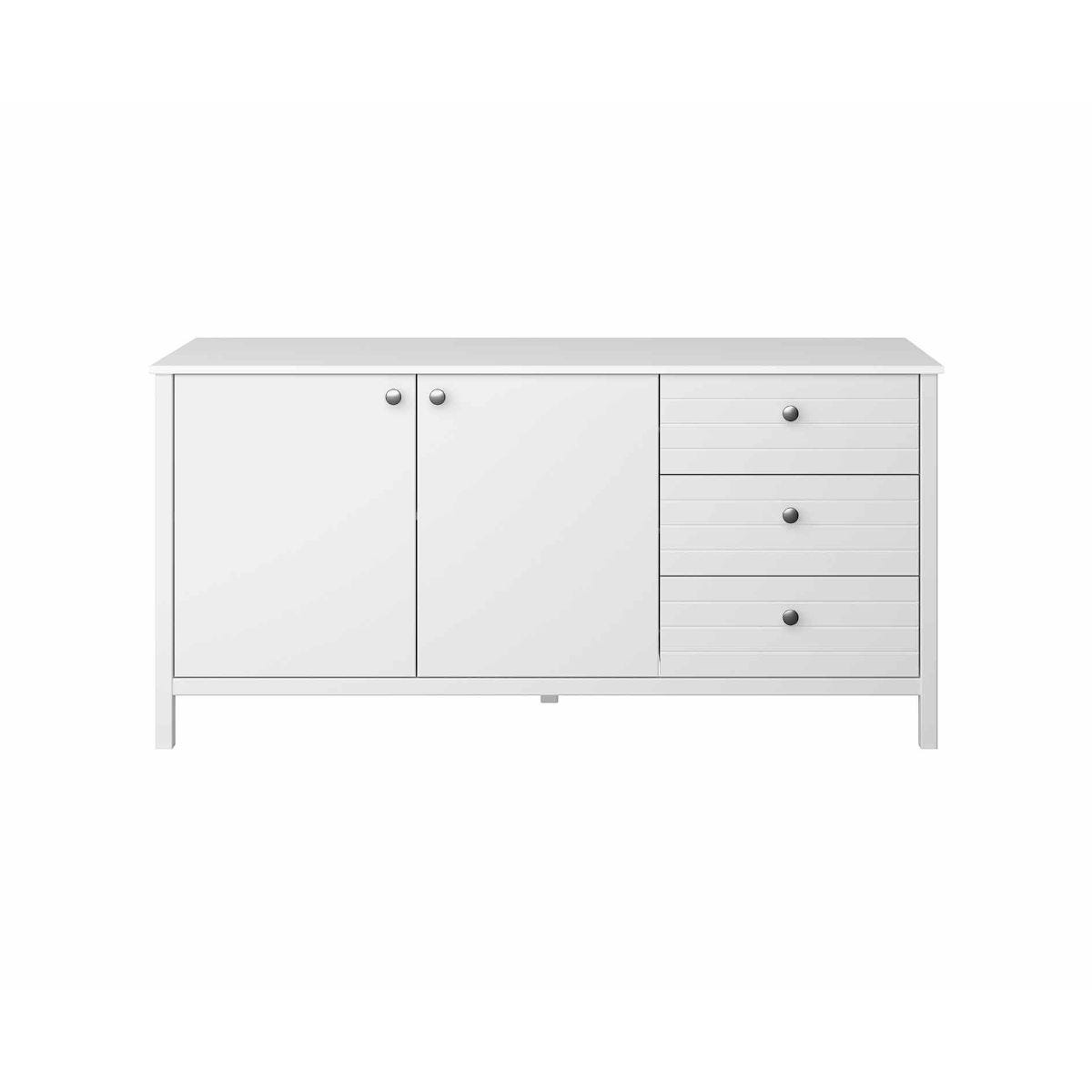 Steens New York Sideboard, White