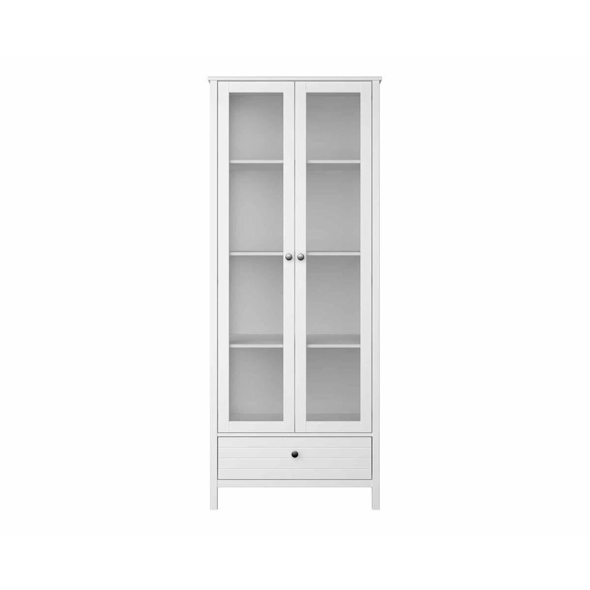 Steens New York Display Cabinet, White