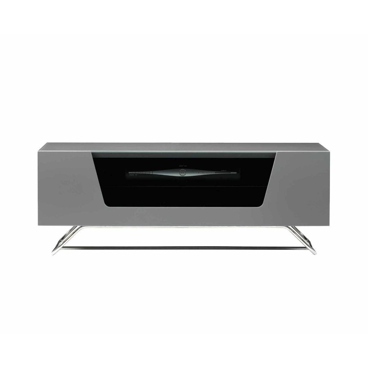 Alphason Chromium 1000 TV Cabinet, Grey