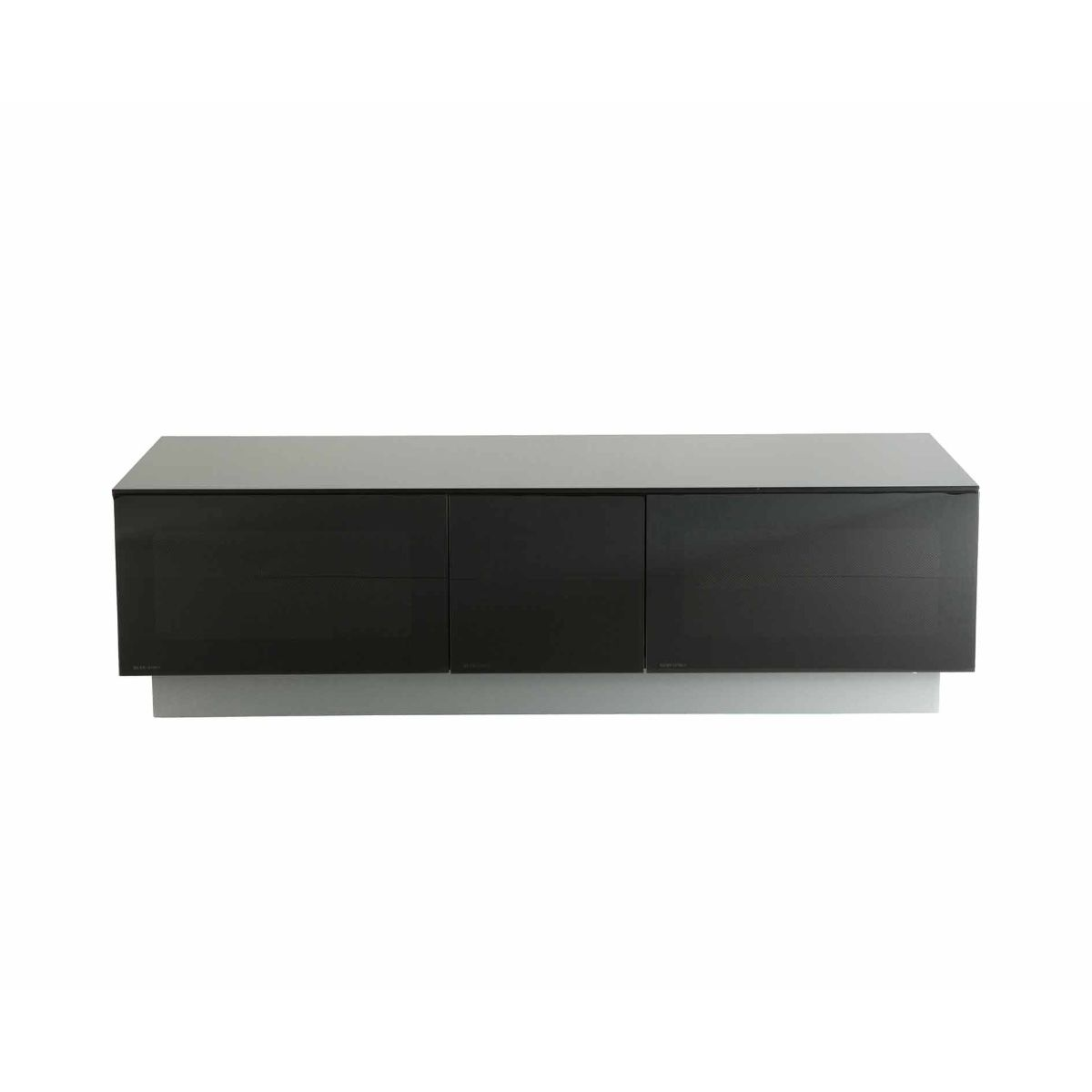 Alphason Element Modular 1250 TV Cabinet, Black