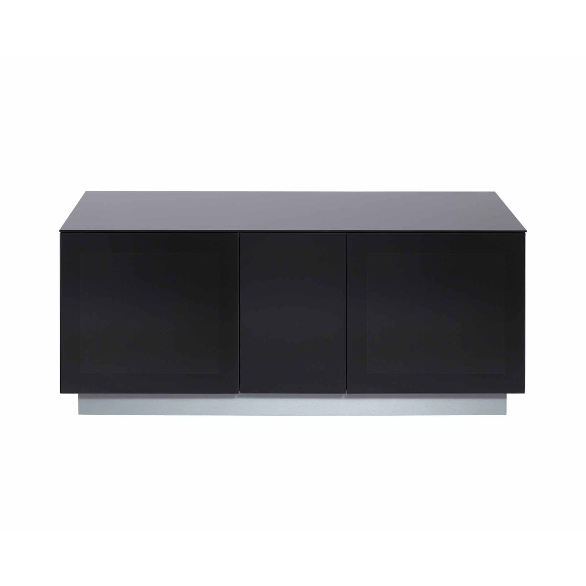 Alphason Element Modular XL 1250 TV Cabinet, Black
