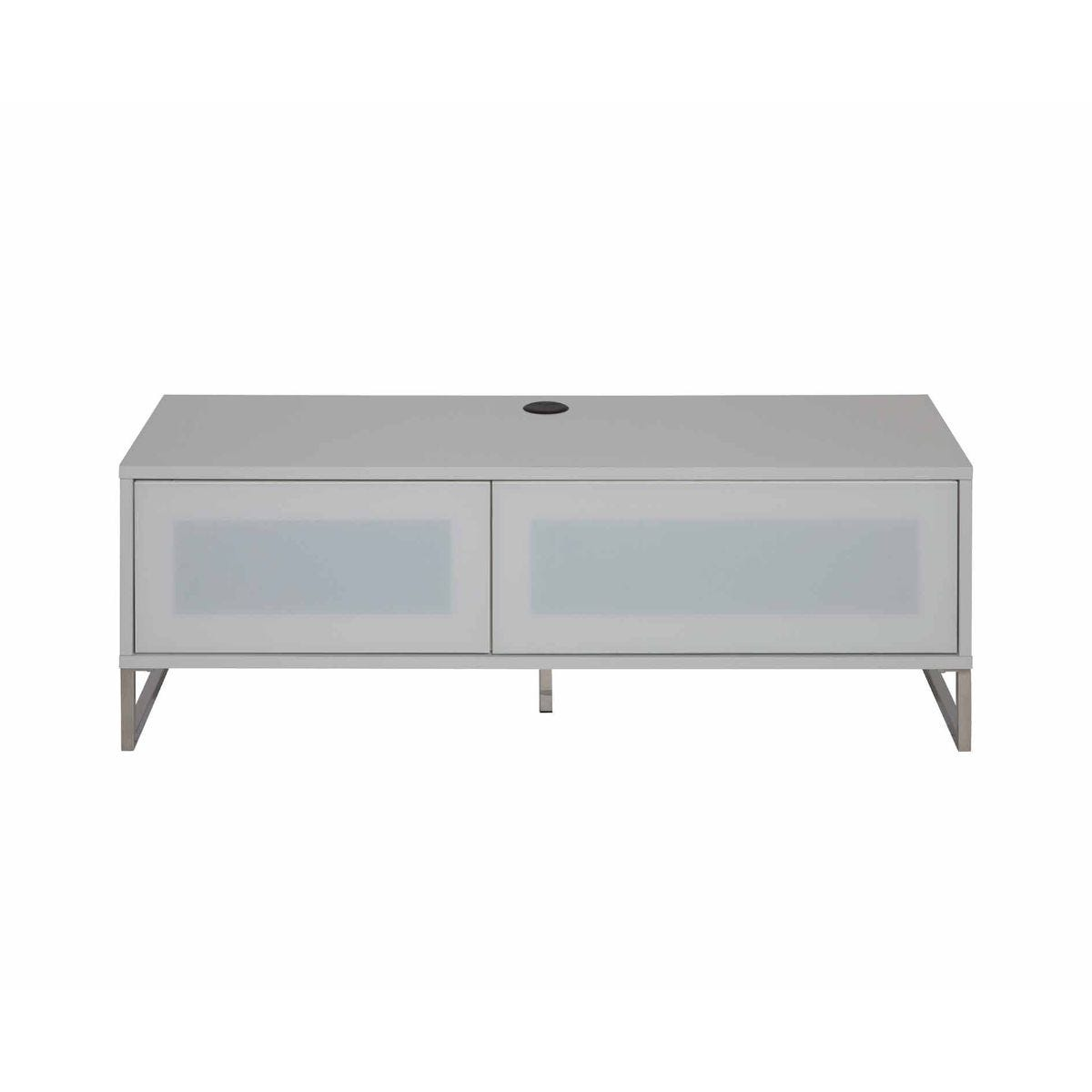 Alphason Helium Wall 1200 TV Cabinet, White