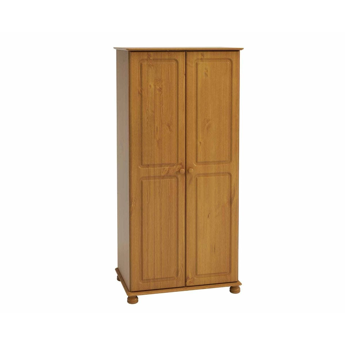 Steens Richmond 2 Door Wardrobe, Pine
