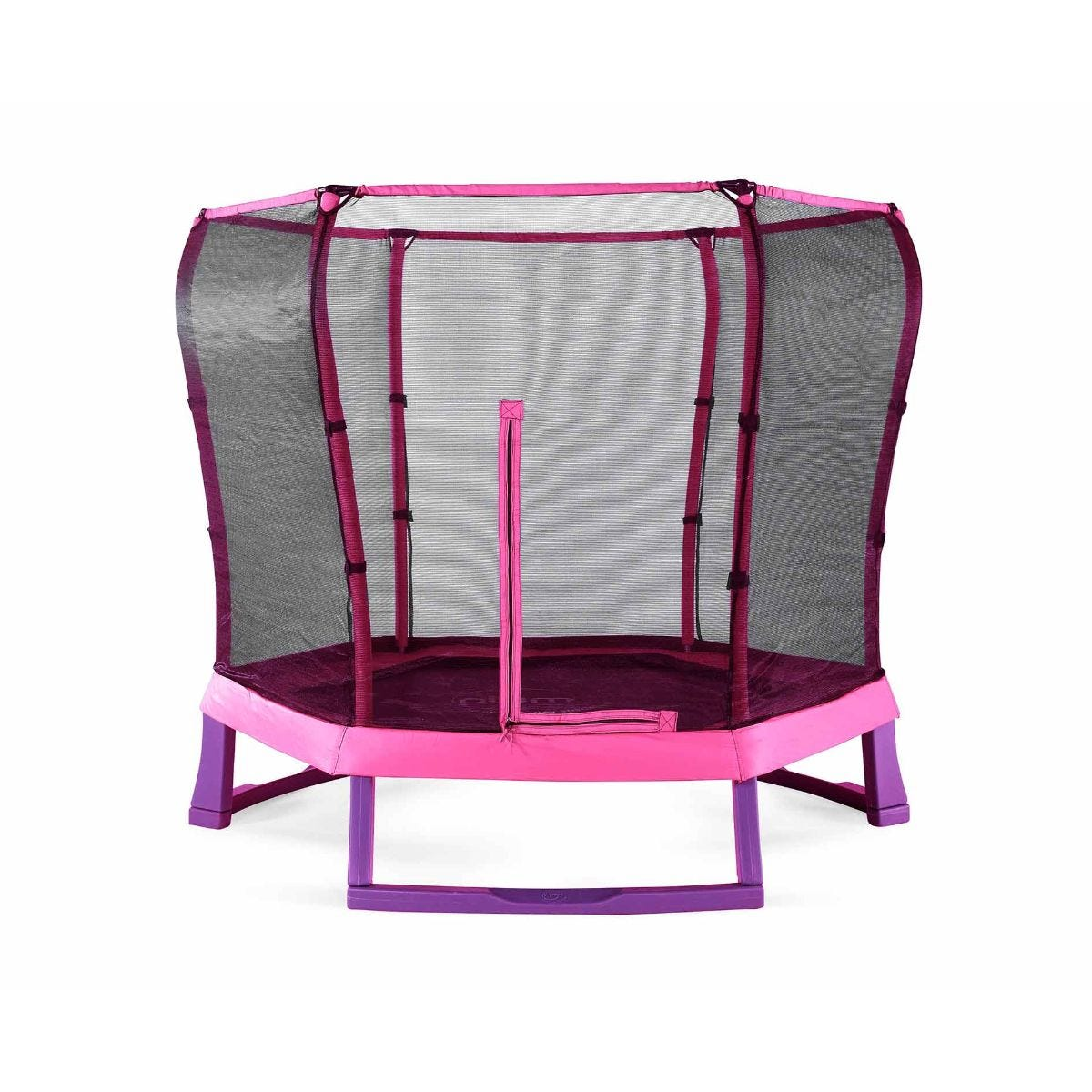 Click to view product details and reviews for Plum Springsafe Junior Trampoline And Enclosure 7ft Pink Purple.