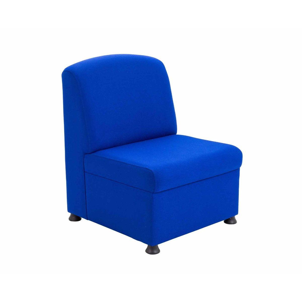 TC Office TC Office Glacier Modular Reception Chair, Royal Blue | Desks > Modular Office Furniture > Modular Office Furniture