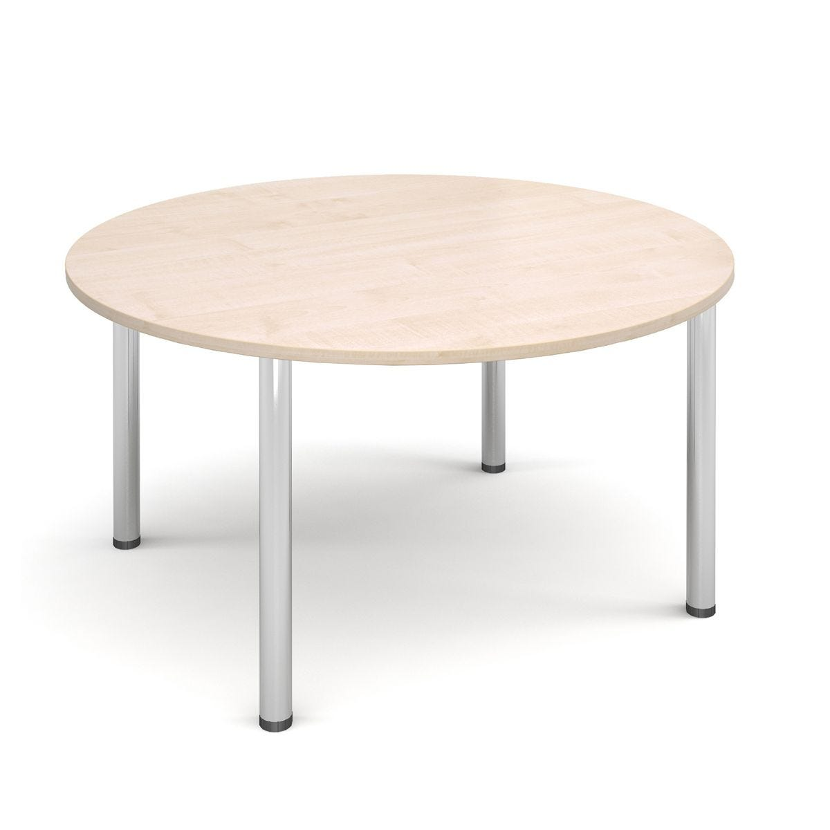 Hawk round meeting table oak octer for Round table 99