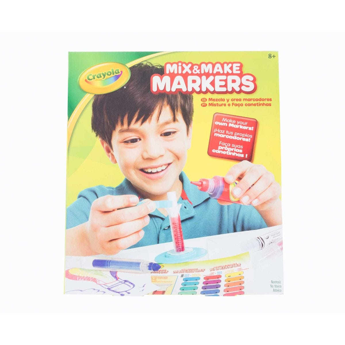 Visualizza prodotto: Crayola Mix and Make Marker Pen Kit