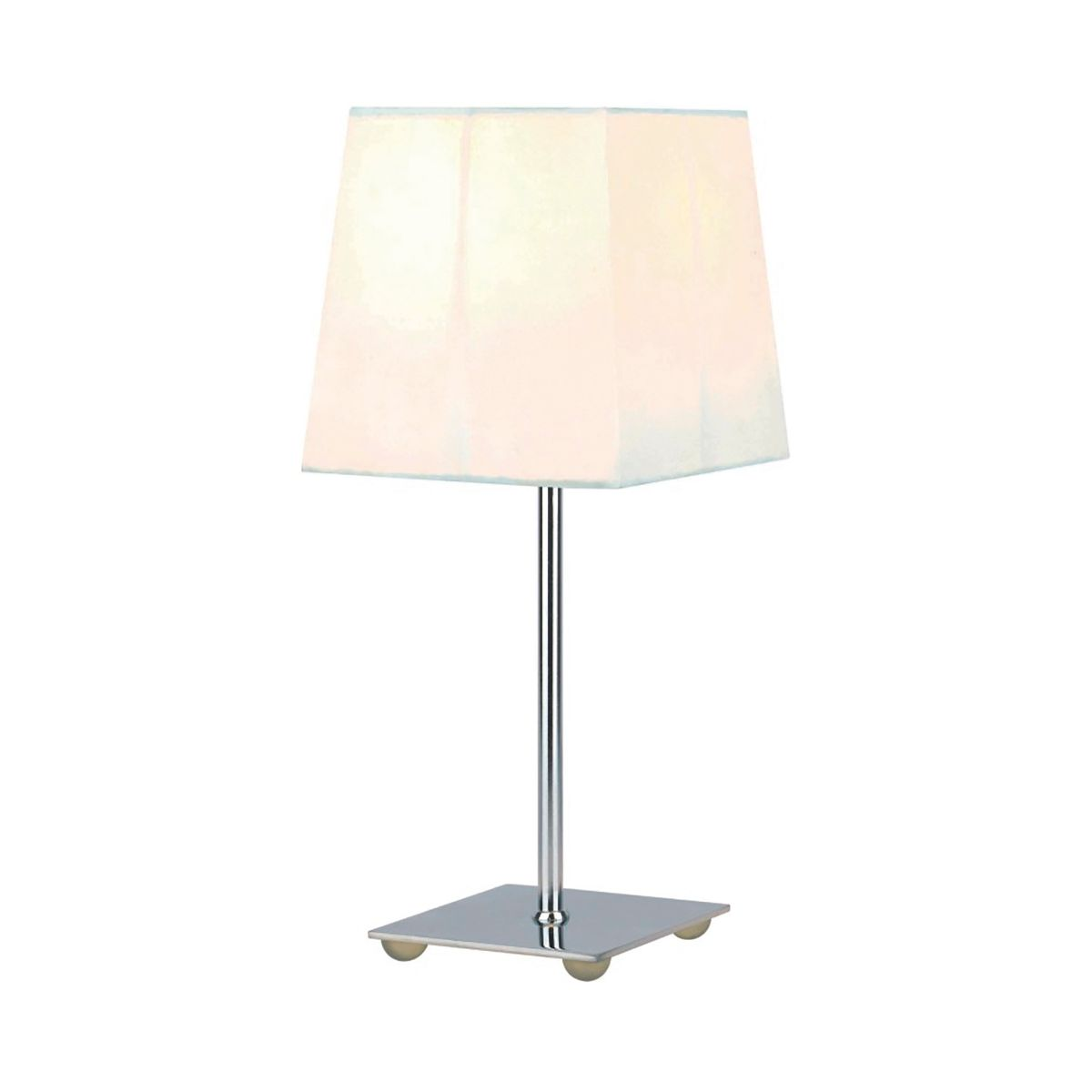 Victoria Chrome Table Lamp