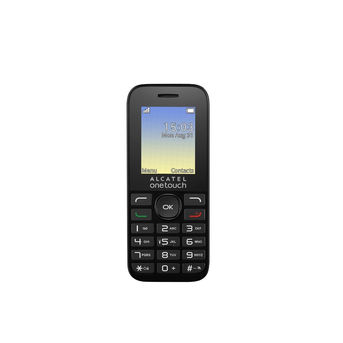 alcatel 1016g mobile phone ee international pay as you go. Black Bedroom Furniture Sets. Home Design Ideas