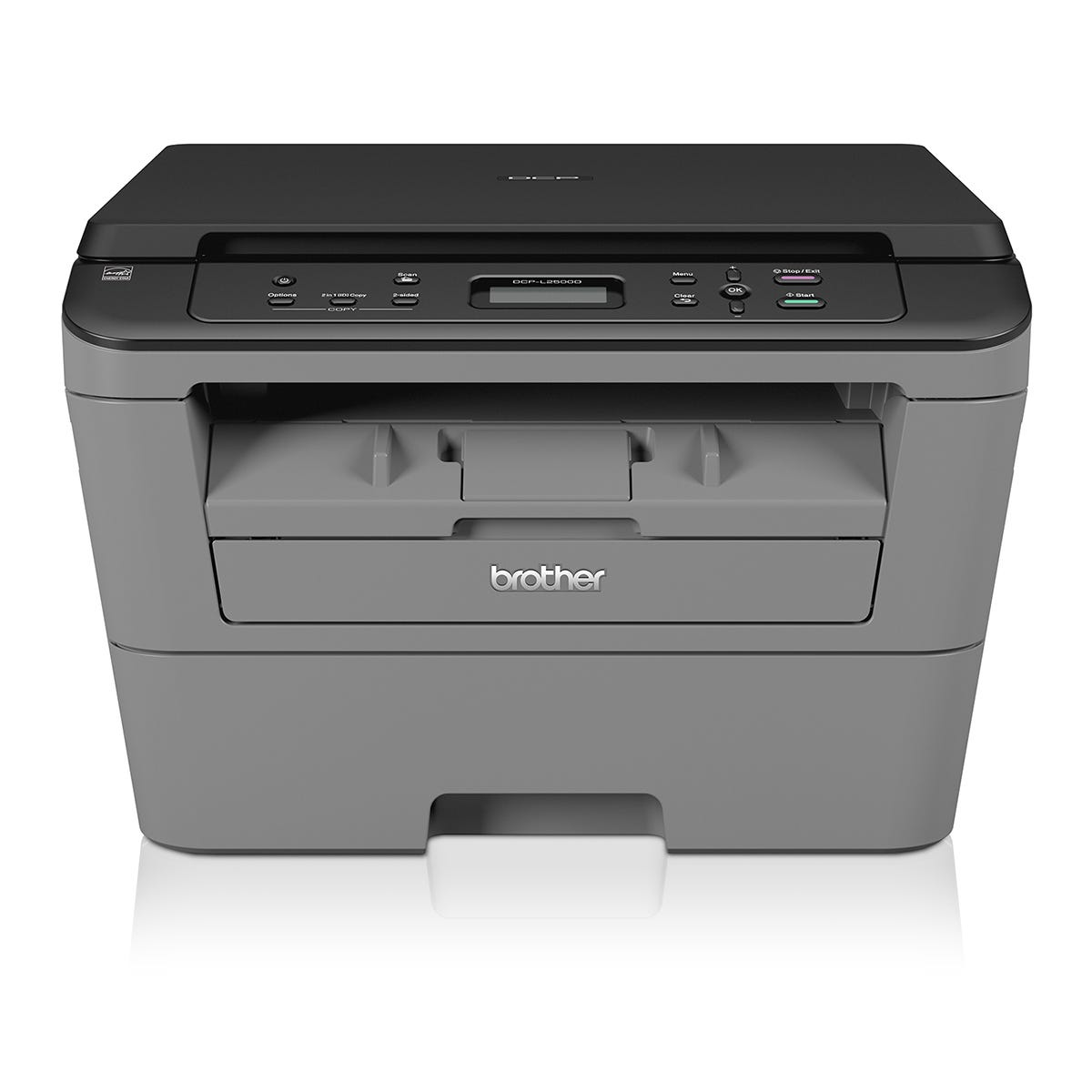Brother DCPL2500D Compact Mono Laser All-in-One Printer