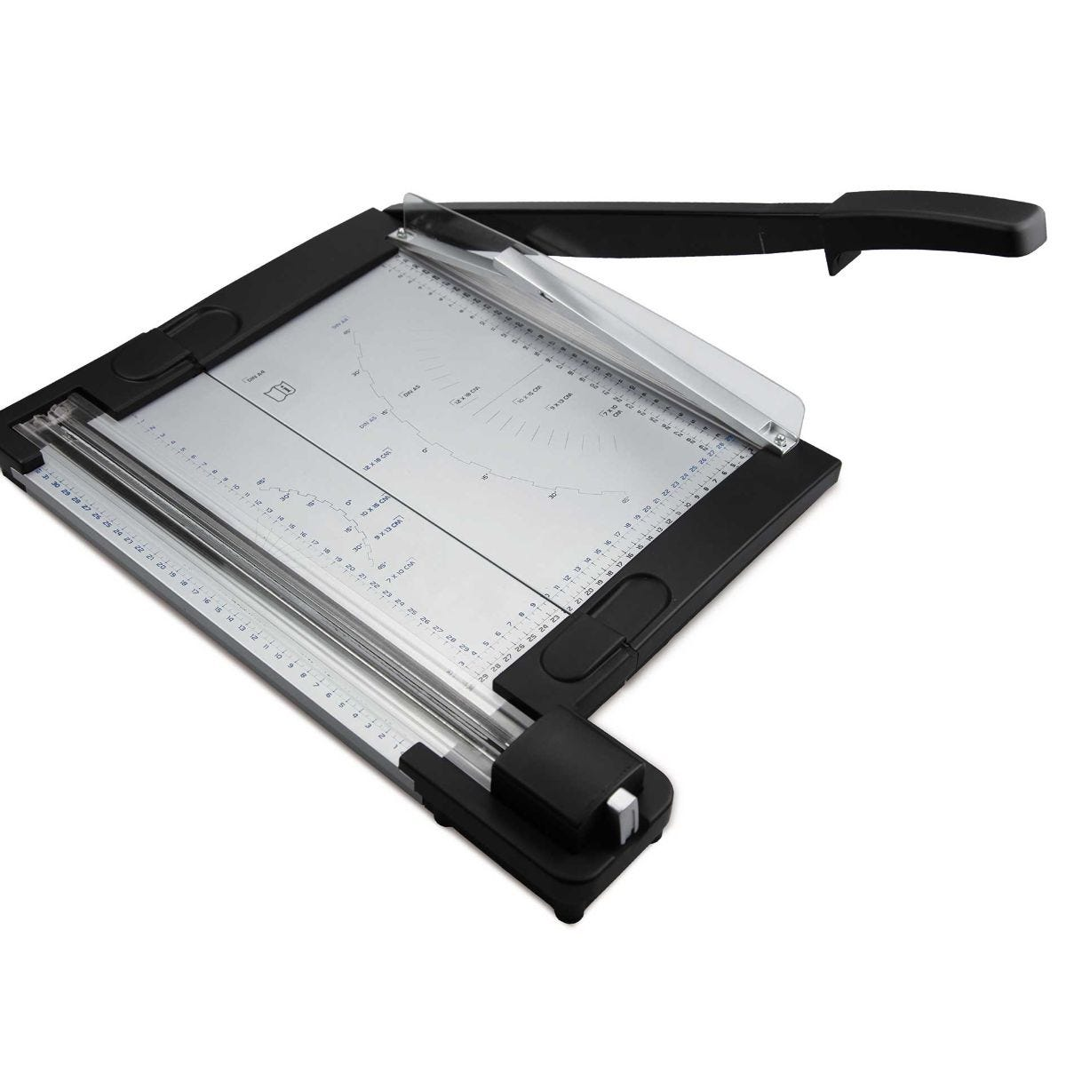 Image of 2 in 1 Rotary Paper Trimmer and Guillotine