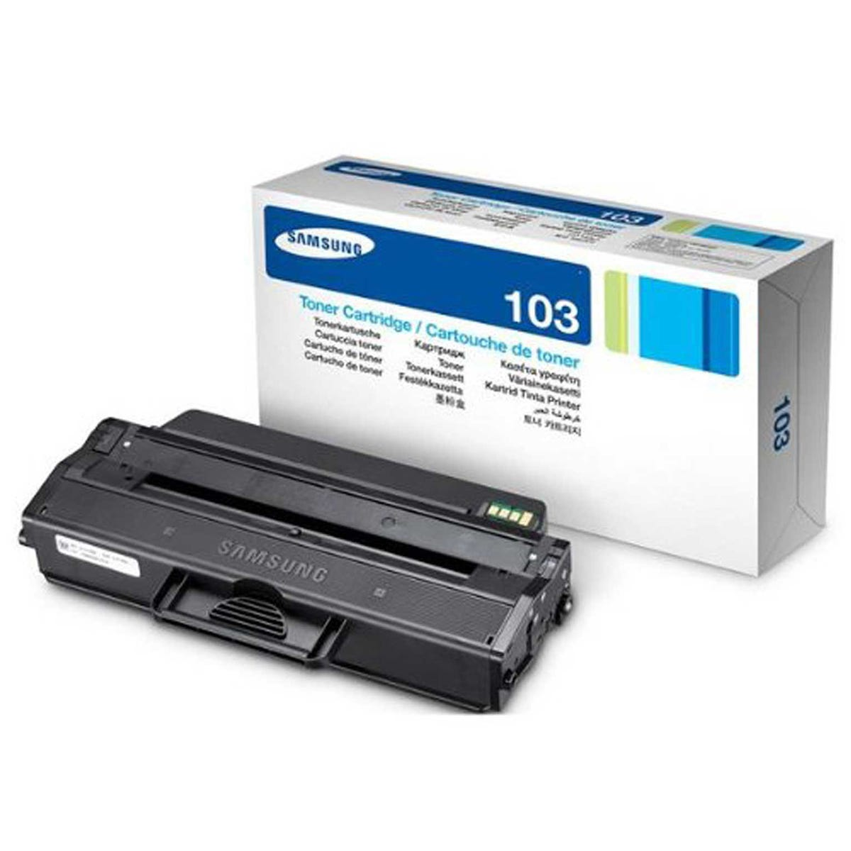 Image of Samsung MLT-D103S Printer Toner Cartridge, Black