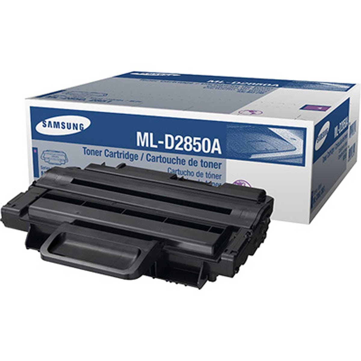 Image of Samsung ML-D2850A Printer Ink Toner Cartridge, Black