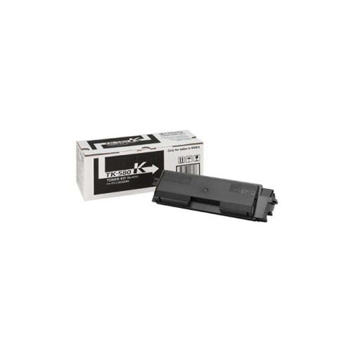 Image of Kyocera FS-C5150DN Toner Black, Black