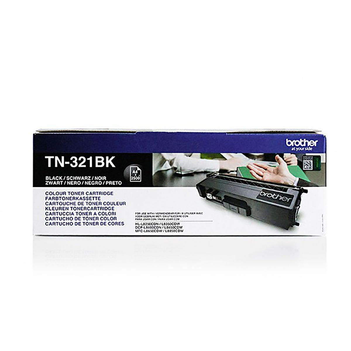 Image of Brother TN321 Toner, Black