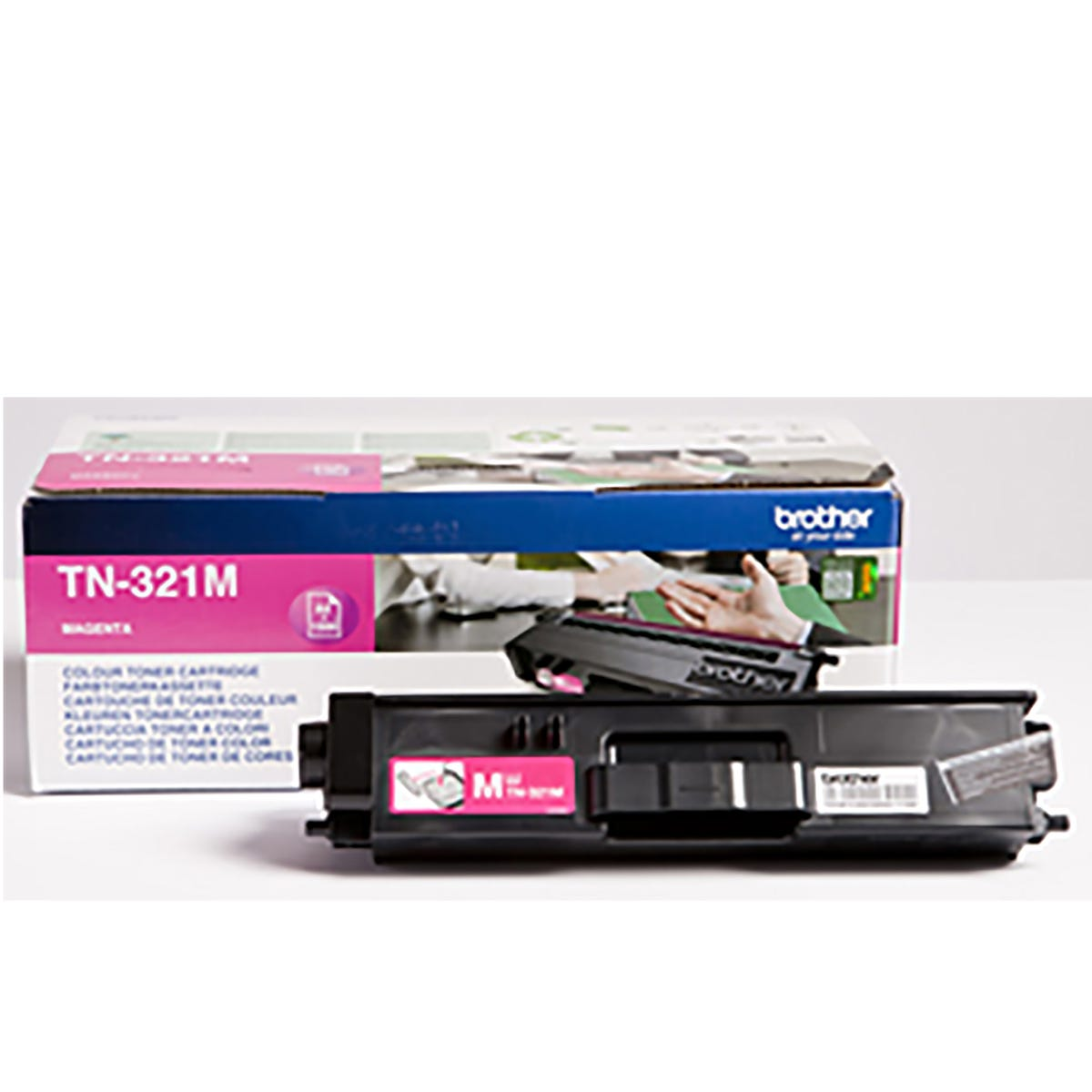 Image of Brother TN321 Toner, Magenta