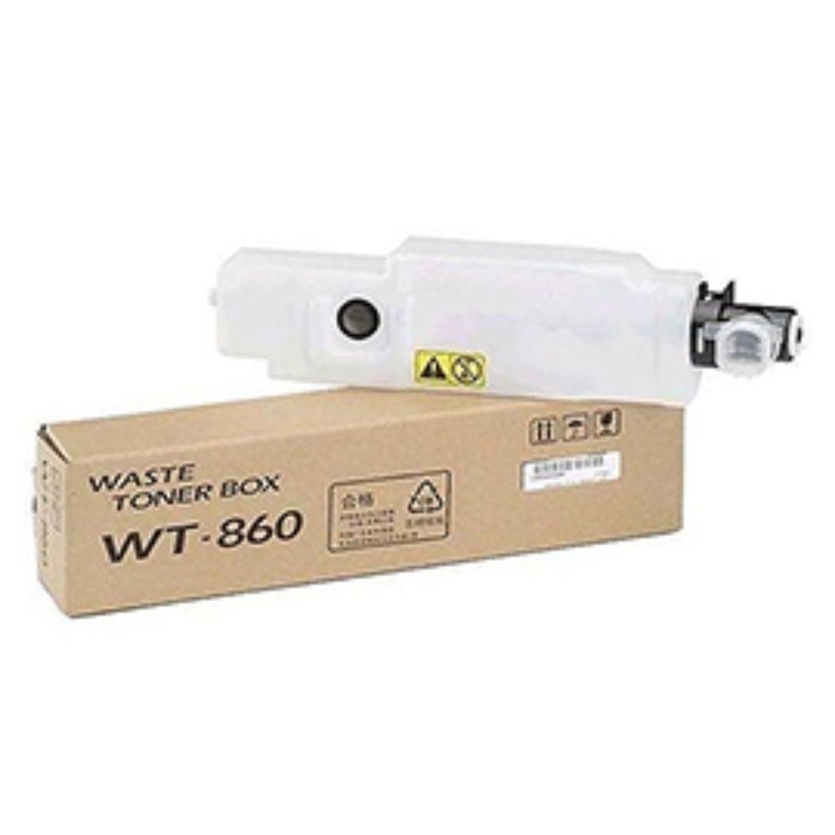 Image of Kyocera WT-860 Waste Toner