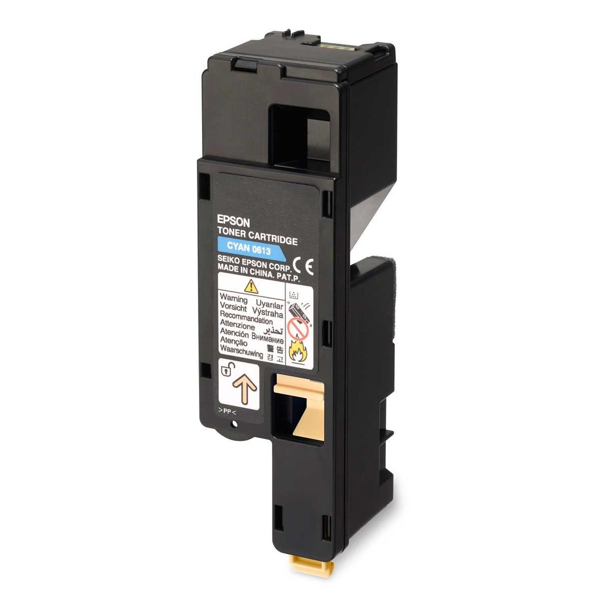 Epson Aculaser C1700 Toner Cartridge High Yield, Cyan.