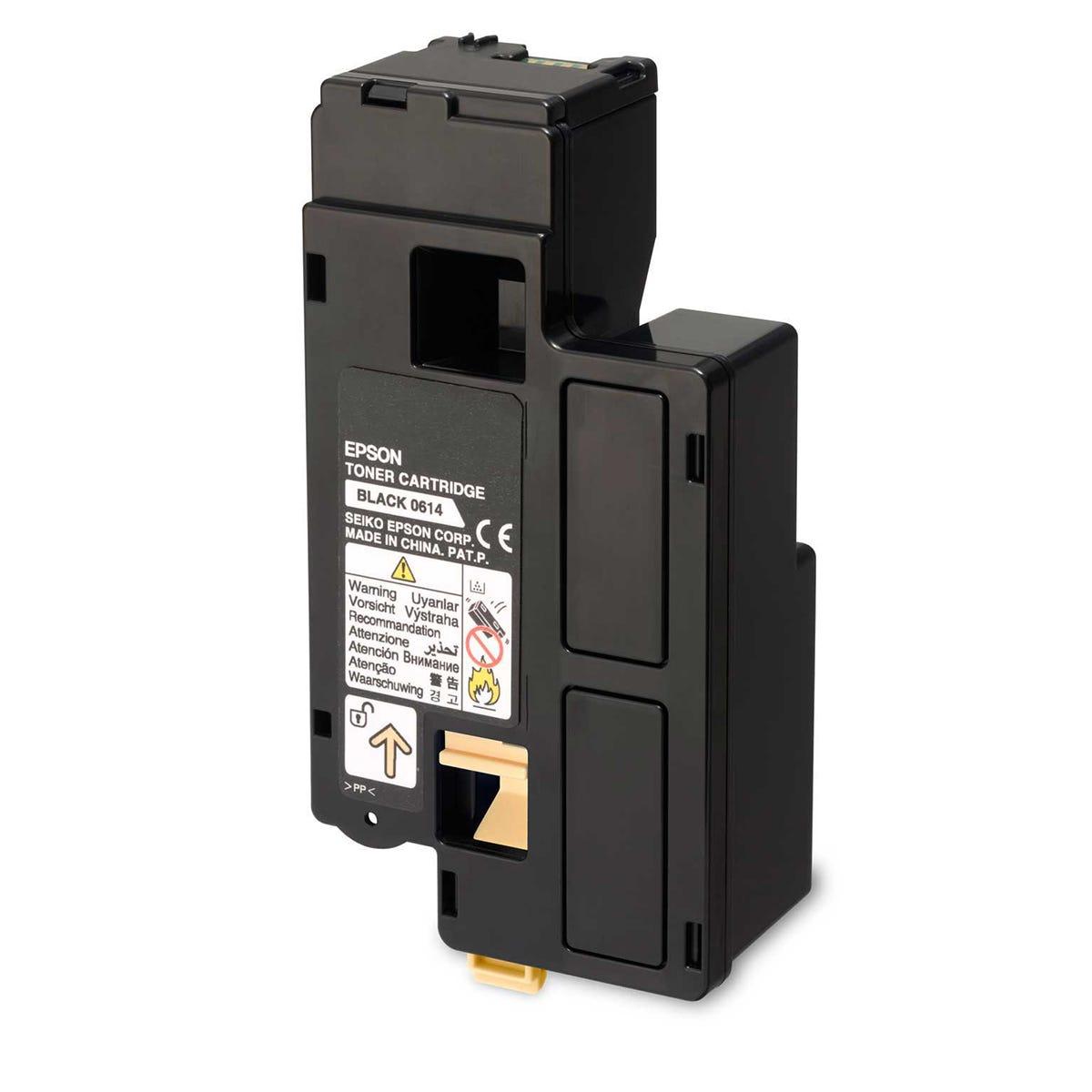 Epson Aculaser C1700 Toner High Yield, Black.