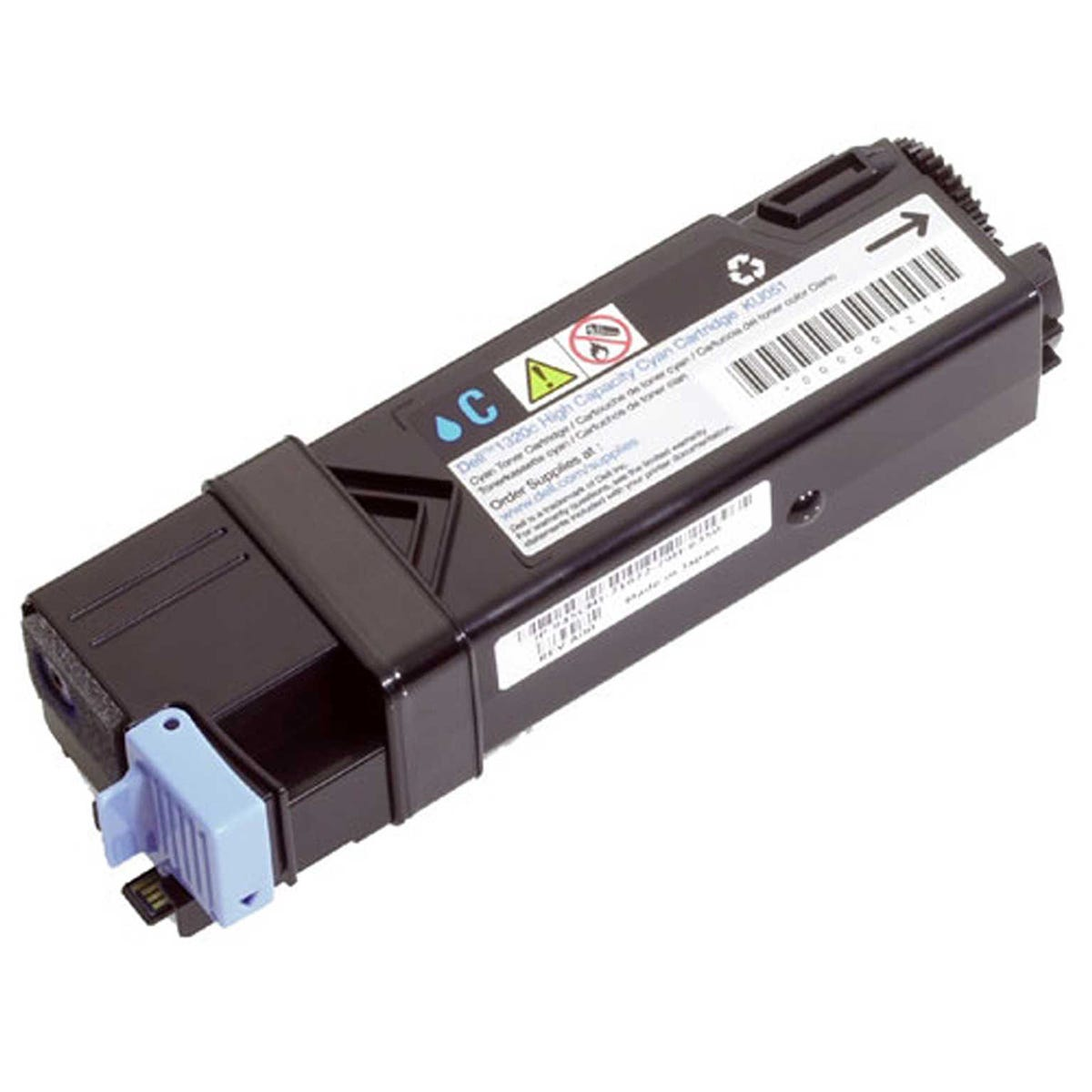 Dell P238C Printer Ink Toner Cartridge 593-10317, Cyan.