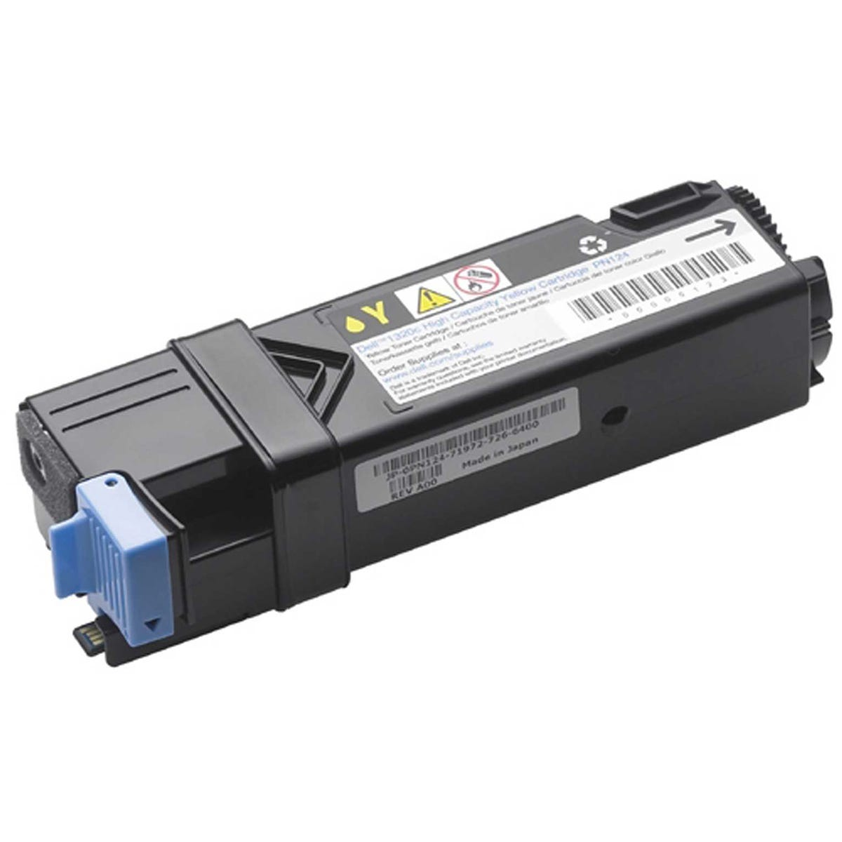 Dell RY856 Printer Ink Toner Cartridge 593-10264, Yellow.