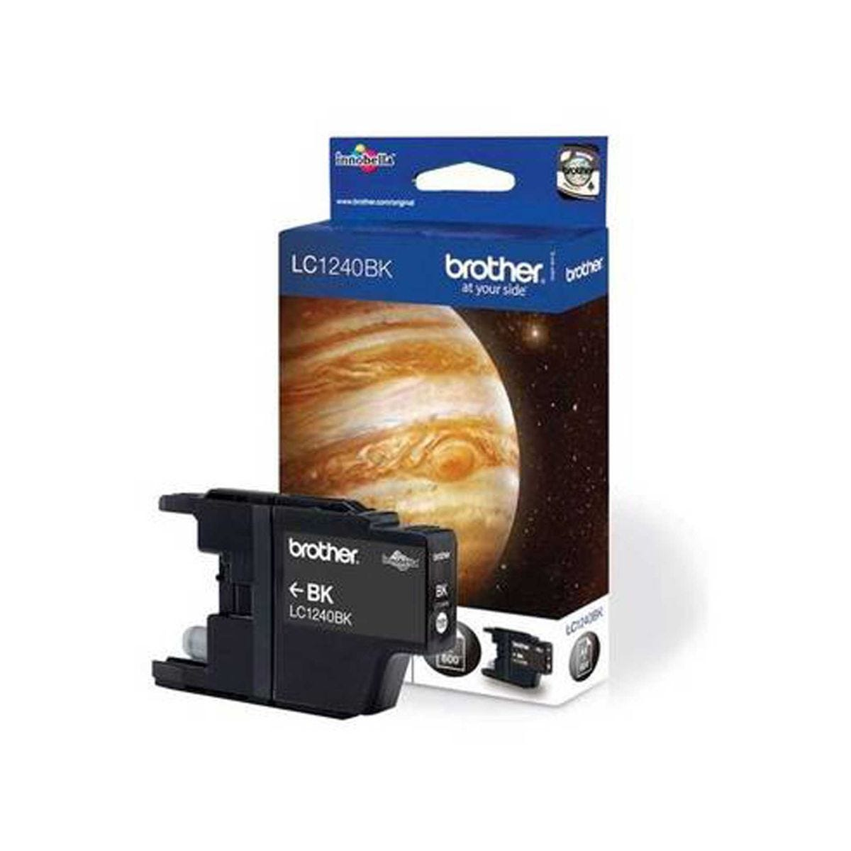 Image of Brother LC1240BK Ink Cartridge, Black