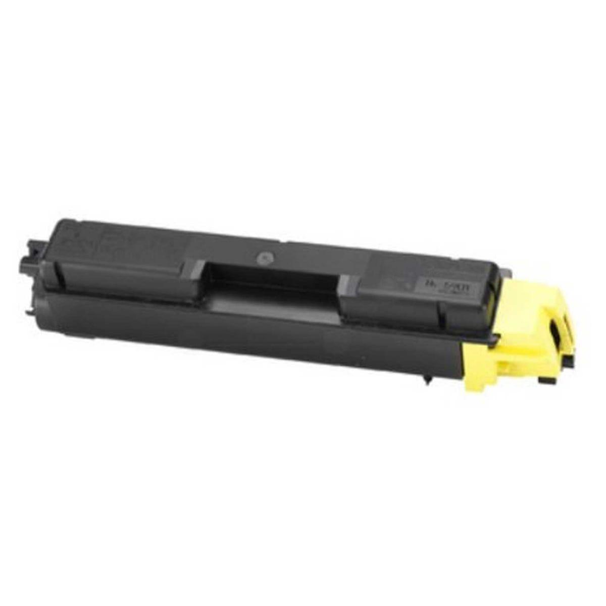 Kyocera TK-590Y Printer Toner Cartridge, Yellow