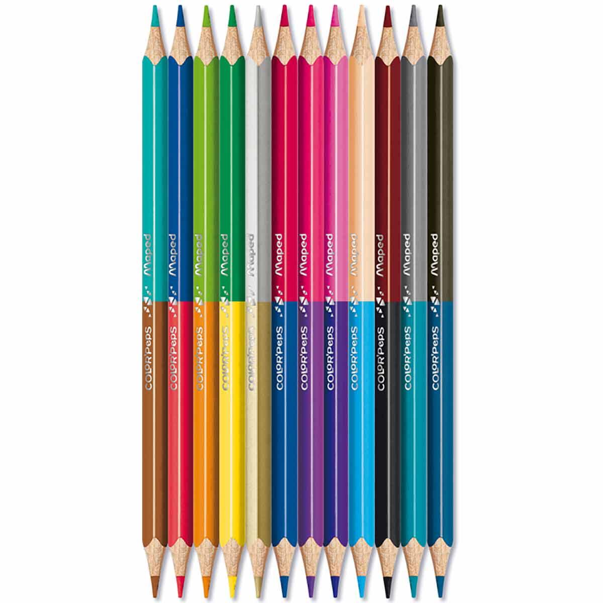 Pencils Colouring Stationery - Ryman