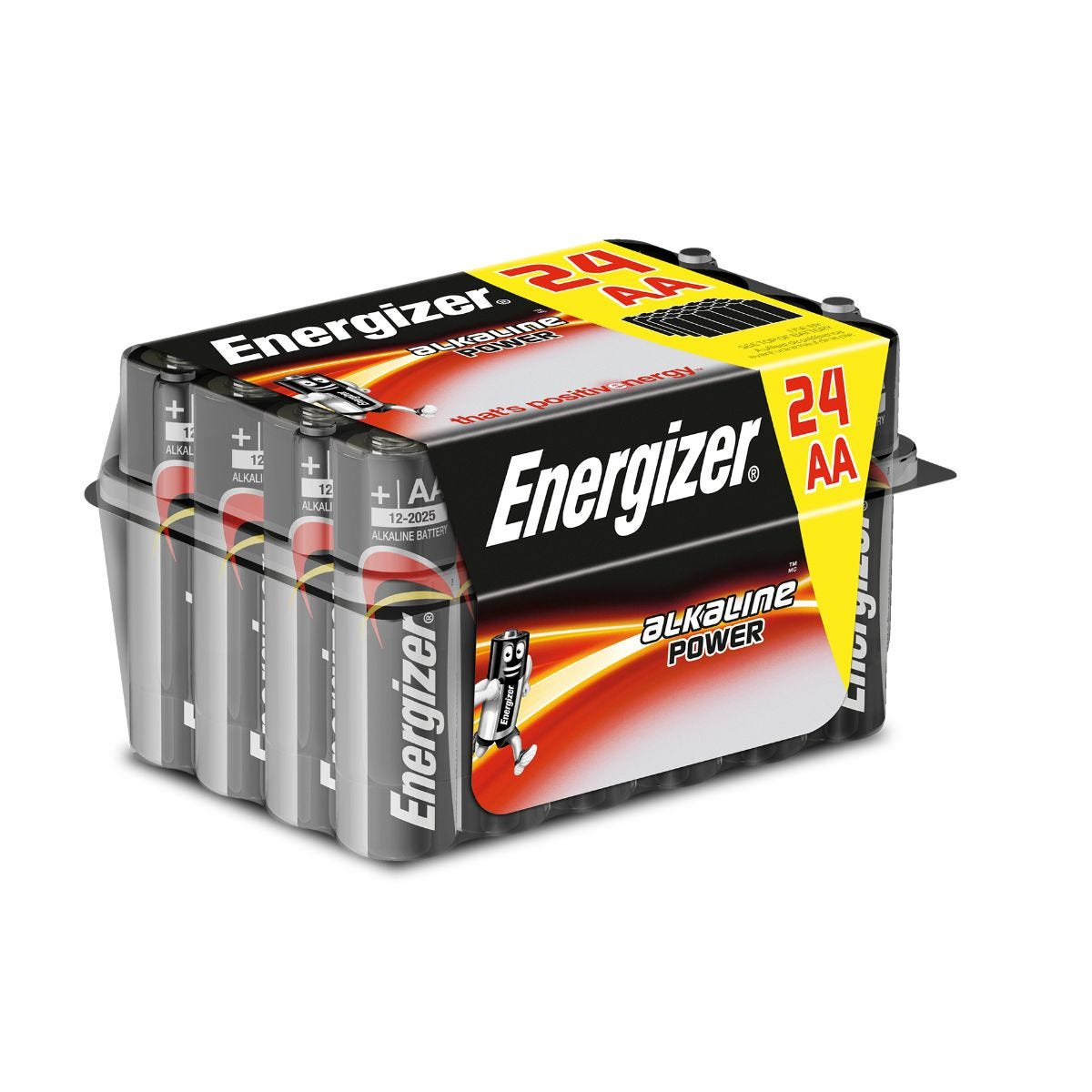 Image of Energizer AA 24 Value Pack