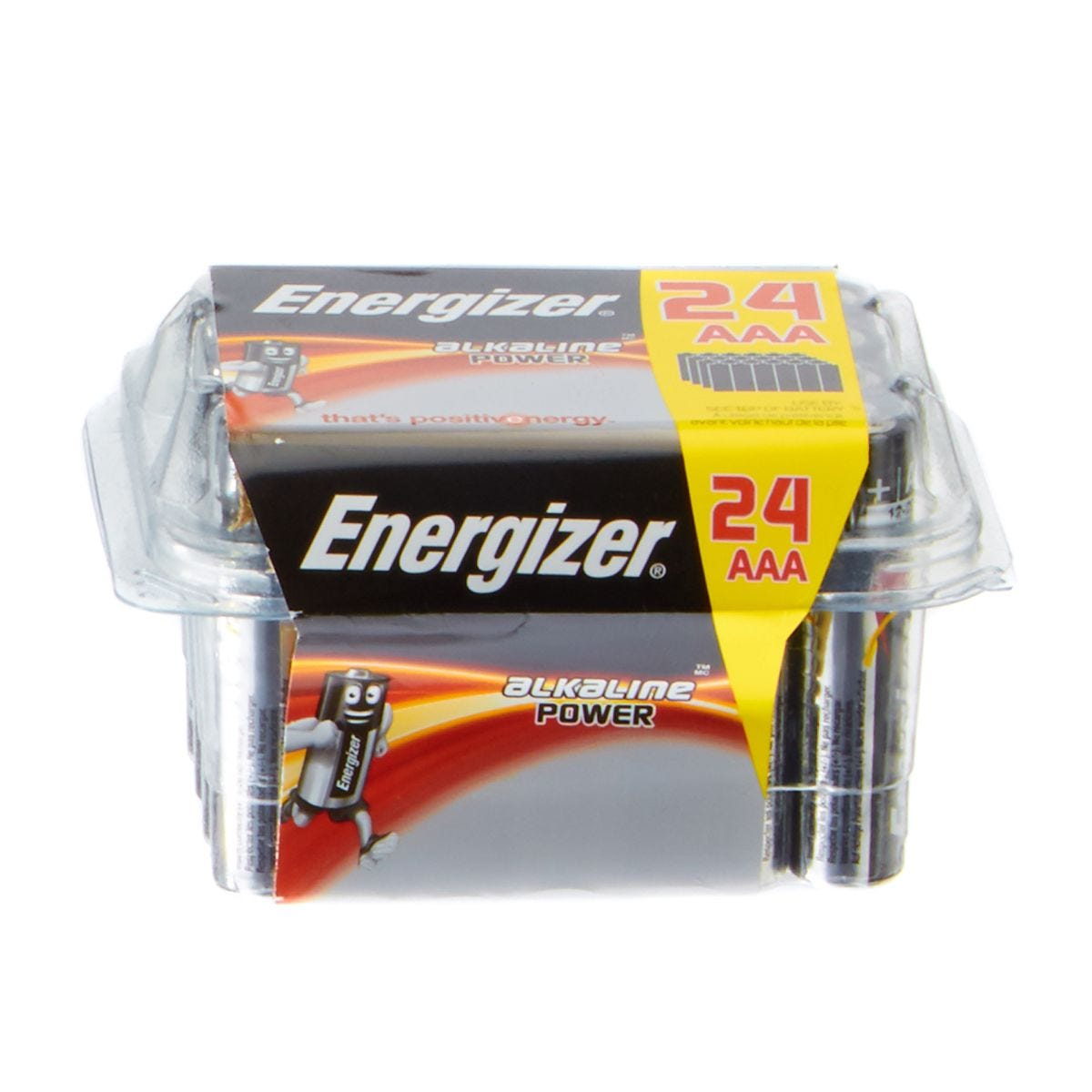 Image of Energizer AAA 24 Value Pack