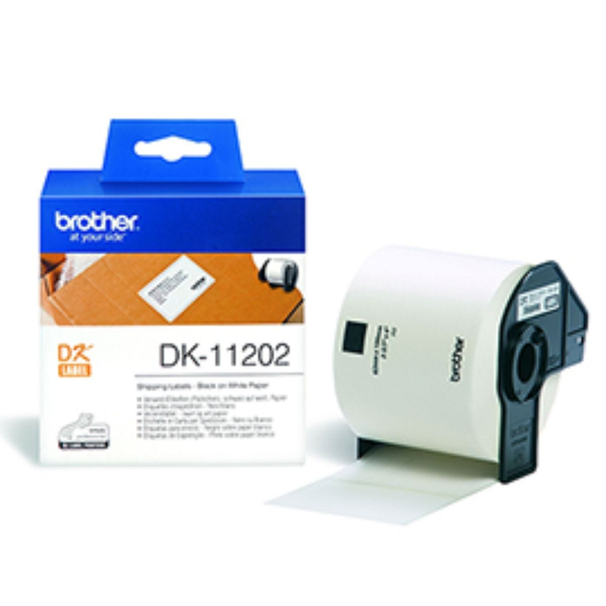 Brother DK11202 Shipping Labels.