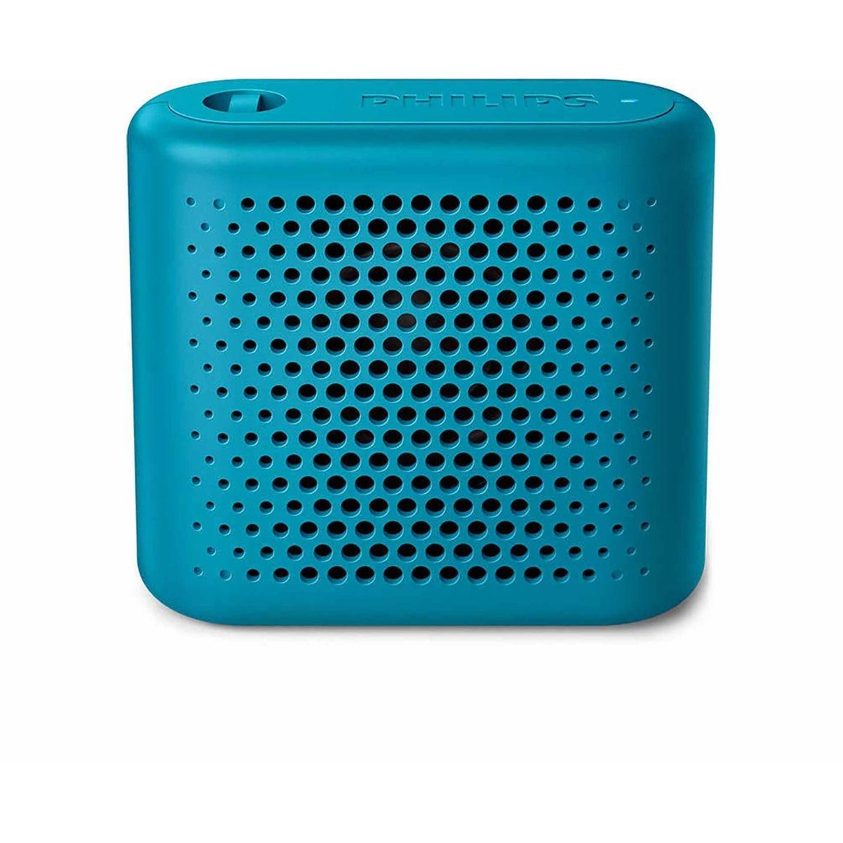 Image of Philips BT55 Portable Speaker, Blue
