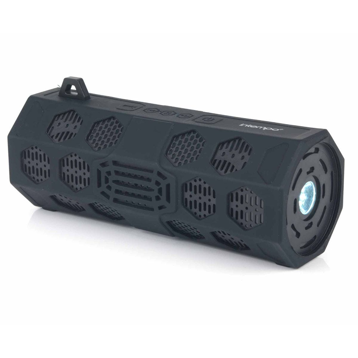 Image of Intempo Wireless Bluetooth Speaker with Torch