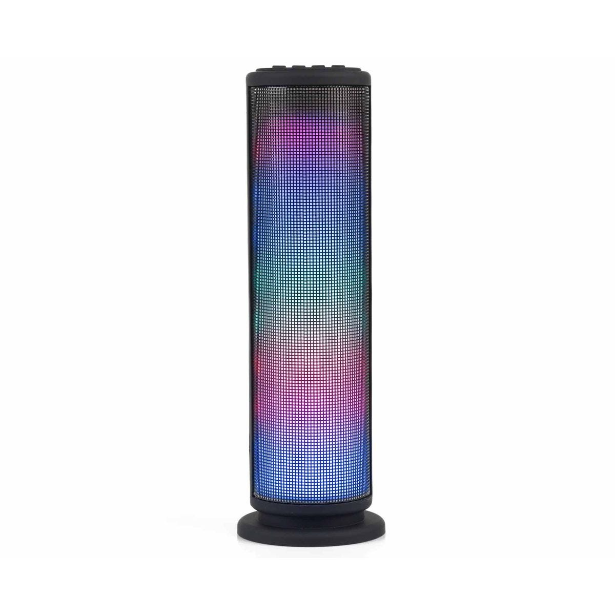 Image of Intempo LED Bluetooth Tower Speaker