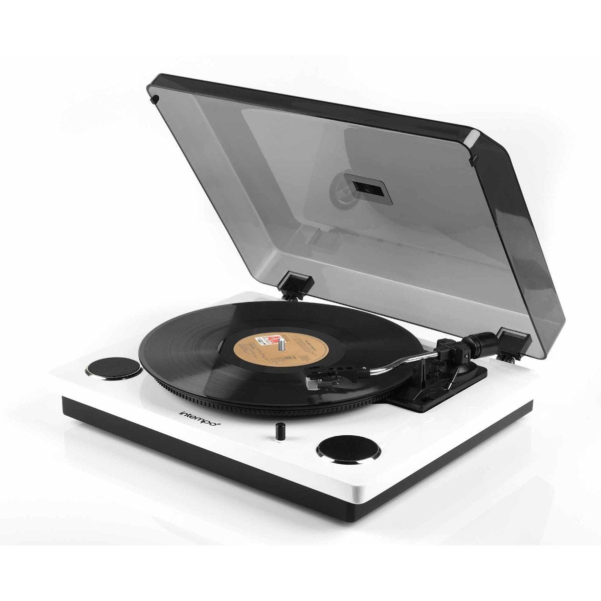 Image of Intempo Stylus Turntable Record Player Mark 2